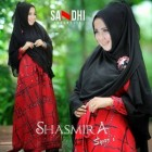 grosir baju pesta muslim online modern murah SHASMIRA SYAR'I BY SANDHI