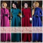 Busana Muslim Branded Berly Dress