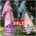 Busana Muslim Branded by Kynara