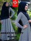 Busana Muslim Branded Dekey Strippy By Layra