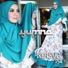 Busana Muslim Branded Keisya Syar'i By Yumma