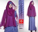 Busana Muslim Branded Listie By Layra
