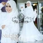 Busana Muslim Nabila Syar'i By Azzahra