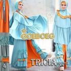 Busana Muslim Branded Tricia Syar'i By Goeboeg