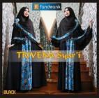 Busana Muslim Branded Trivena Syar'i By Efandoank