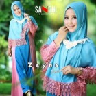 Busana Muslim Branded ZAYNA SYAR'I by sandhi