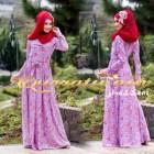 butik toko baju busana gaun muslim online murah GHASSANI DRESS by QURATUAIN