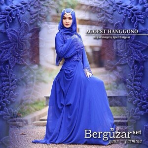 pusat busana muslim modern untuk pesta pernikahan berguzar by agoest hanggono