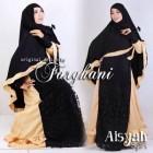 baju busana muslim syari modern terbaru murah tahun 2015 aisyah dari farghani
