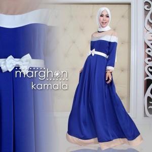 jual baju muslim online murah tanah abang branded berkualitas kamala dari margon
