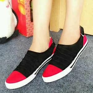 Sepatu Flat Wanita Murah Warna-Warni