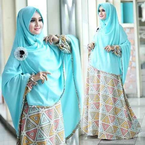 Gamis Dan Hijab Syari