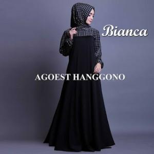 grosir pakaian muslimah model baju pesta bianca agoest hanggono