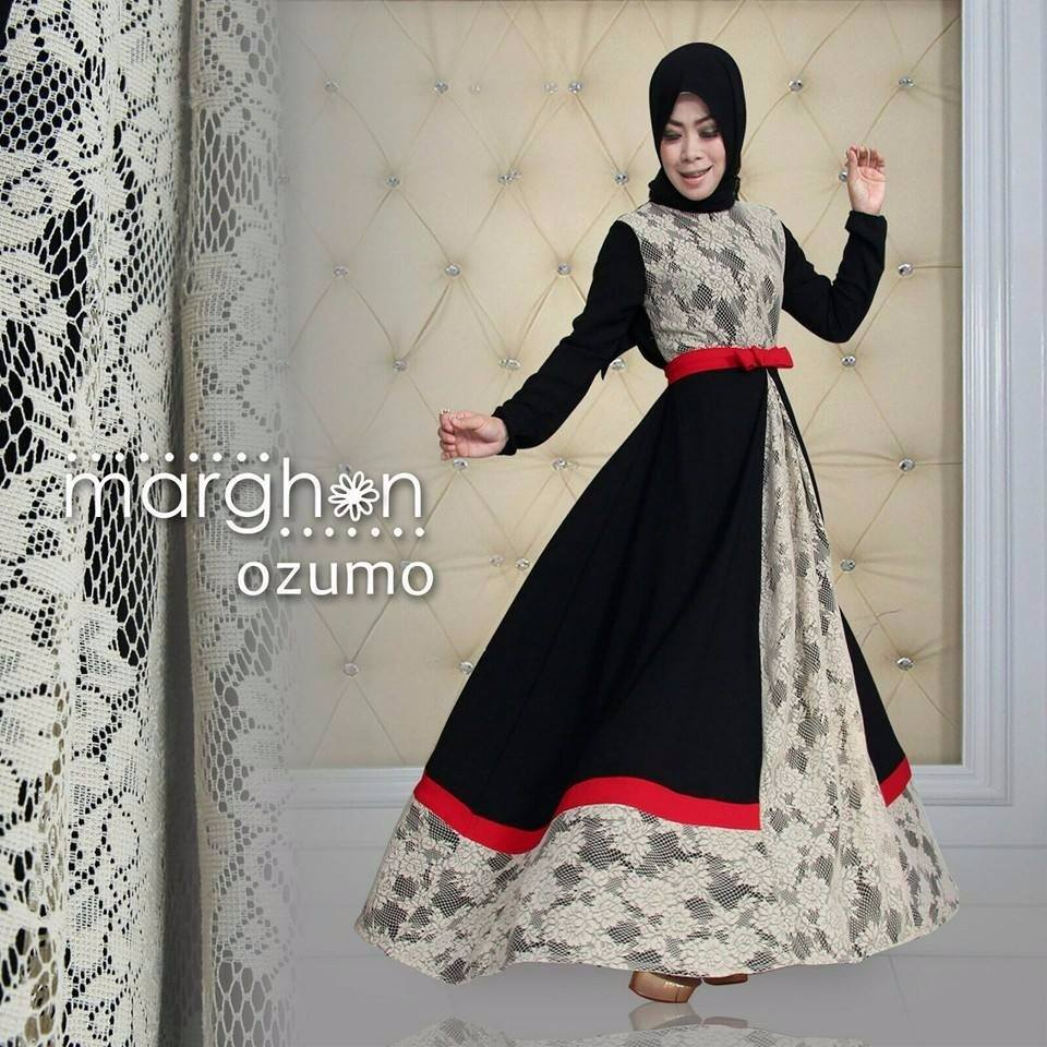 Baju Busana Muslim Brokat Model Syar 39 I Ozumo By Marghon