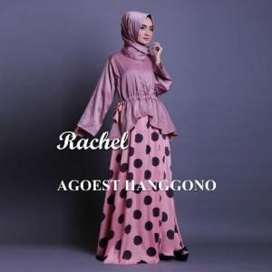 jual busana muslim wanita branded trendy berkualitas online rachel agoest hanggono