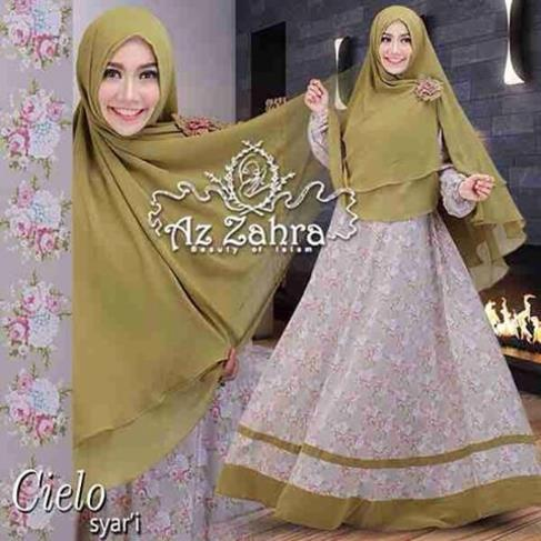 Modell Hijab Busana Muslim Gamis Images Anak Abg Cantik