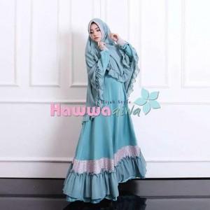 Jual Baju Gamis Syar 39 I Dan Hijab Syar 39 I Aesha Hawwa Aiwa