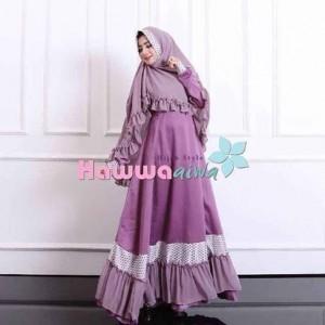 jual baju gamis syar'i dan hijab syar'i terbaru online aesha hawwa aiwa