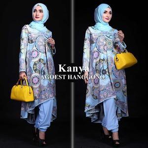 Baju kerja muslim terbaru modern online New kanya Agoest Hanggono