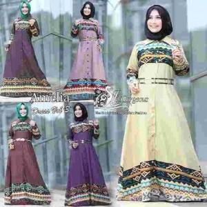 baju muslim modern terbaru murah long cardy amelia lilgorgeous