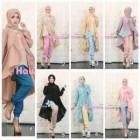 Model baju kerja muslim terbaru jodie set hawwa aiwa