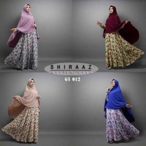 jual online gamis syar'i murah G012 by shiraz