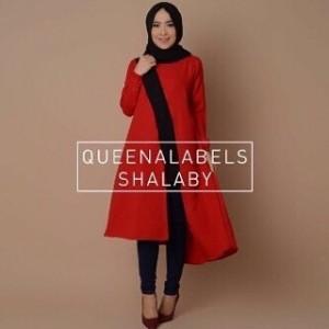 baju muslim modern terbaru new shalaby queenalabels