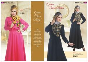 Baju Gamis Batik Style Toyusin