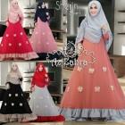 Baju Gamis Syar'i Modern Sherin Azzahra