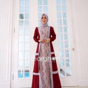 Baju Muslim Modern Malika Two Tones Vol 2