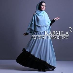 Model Baju Lebaran Karmila 2 Agoest Hanggono