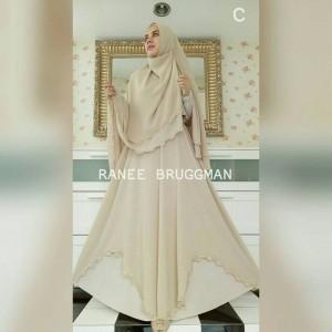 Model Baju Muslim Modern Terbaru Nazwa Set Ranee Bruggman