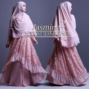 model baju busana muslim modern terbaru jasmine vol 2 agoest hanggono
