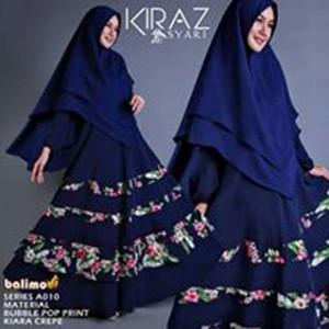 Baju Muslim Modern Terbaru Kiraz syari Balimo