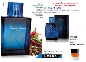 Parfum Pria FM 152