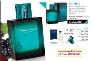 Parfum Pria FM 169