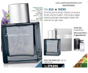 Parfum Pria FM 333