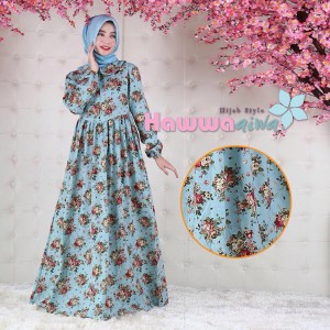 jual baju busana batik muslim tanah abang online murah quentin by hawwa aiwa