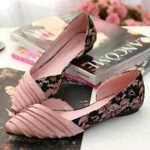 Sepatu Flat Wanita Salem terbaru