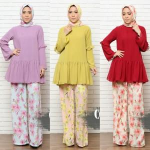 Baju Muslim Modern Maika by Queenalabels